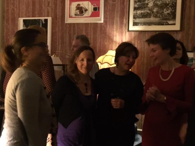 PWN London Christmas Party 2016 2